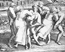 آشنایی با پدیده عجیب «طاعون رقص»