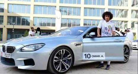 توهین شرکت BMW به امارات