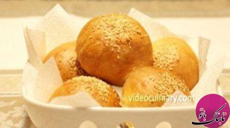 آموزش پخت نان کره ای