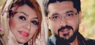 امیر حسین مدرس و همسرش:کنار هم به آرامش رسیدیم
