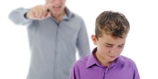 تاثیر خشونت خانوادگی بر فرزندان