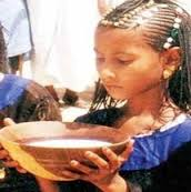 چاق شدن اجباری زنان در کمپ های موریتانی