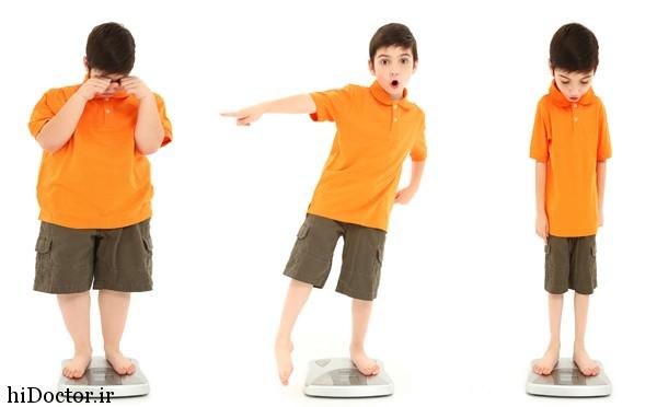 اگر فرزندم در معرض خطر چاقی باشد، چه باید بكنم؟