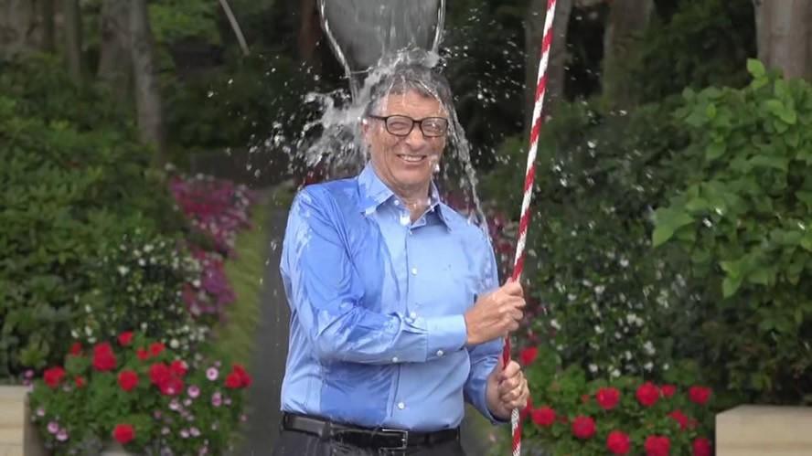 چالش سطل آب سرد چه شد؟