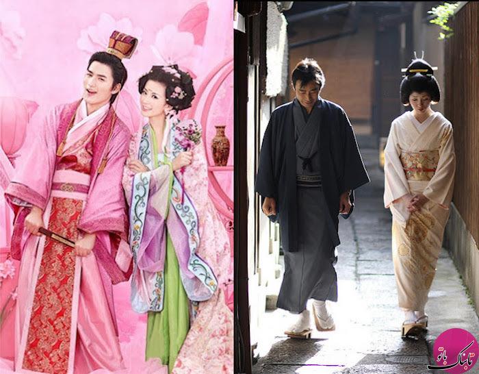 چگونه یک کره ای، چینی و ژاپنی را از هم تشخیص دهیم؟!