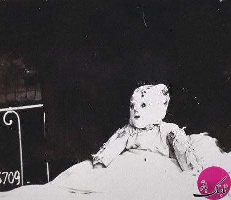 ترسناک ترین و نامفهوم ترین عکس های قدیمی