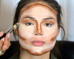 آموزش کانتورینگ صورت، بهترین ترفند برای یک آرایش شیک