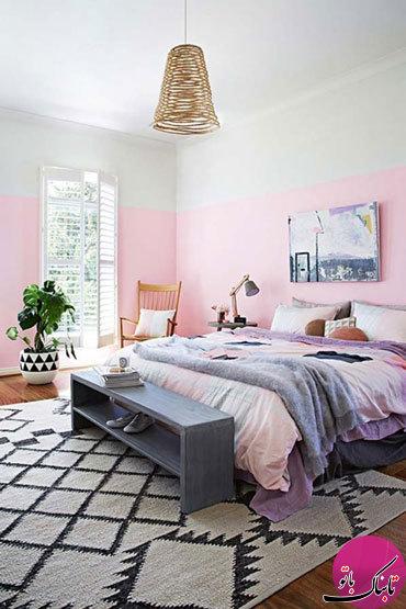 ایدههایی برای استفاده بهینه از فضای اتاق خواب