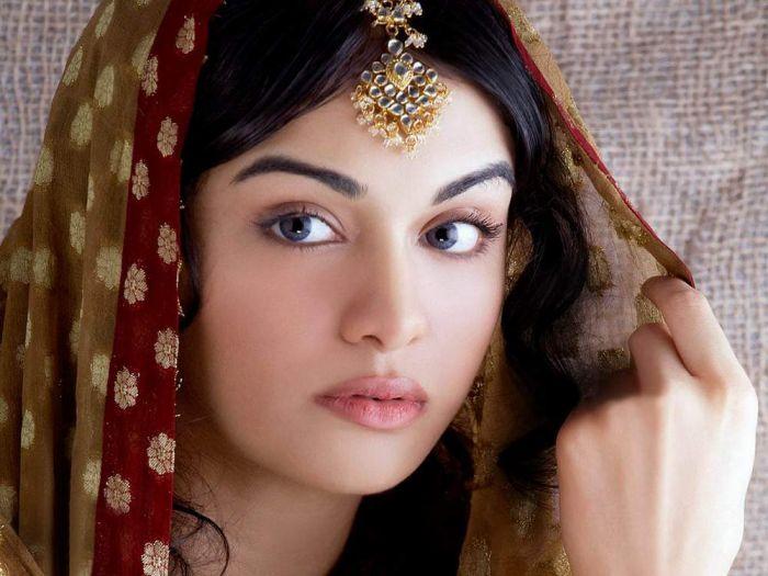 راز زیبایی به سبک هندی