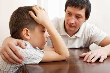 چگونه اشتباهات کودک را به او بقبولانیم؟!