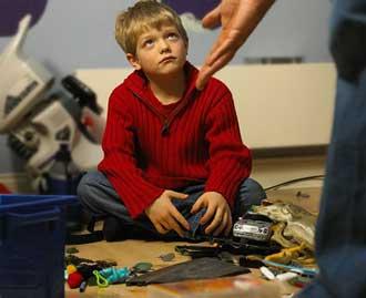 چگونه کودکانی با انظباط پرورش کنیم؟