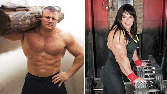 قهرمان وزنه برداری که تغییر جنسیت داد