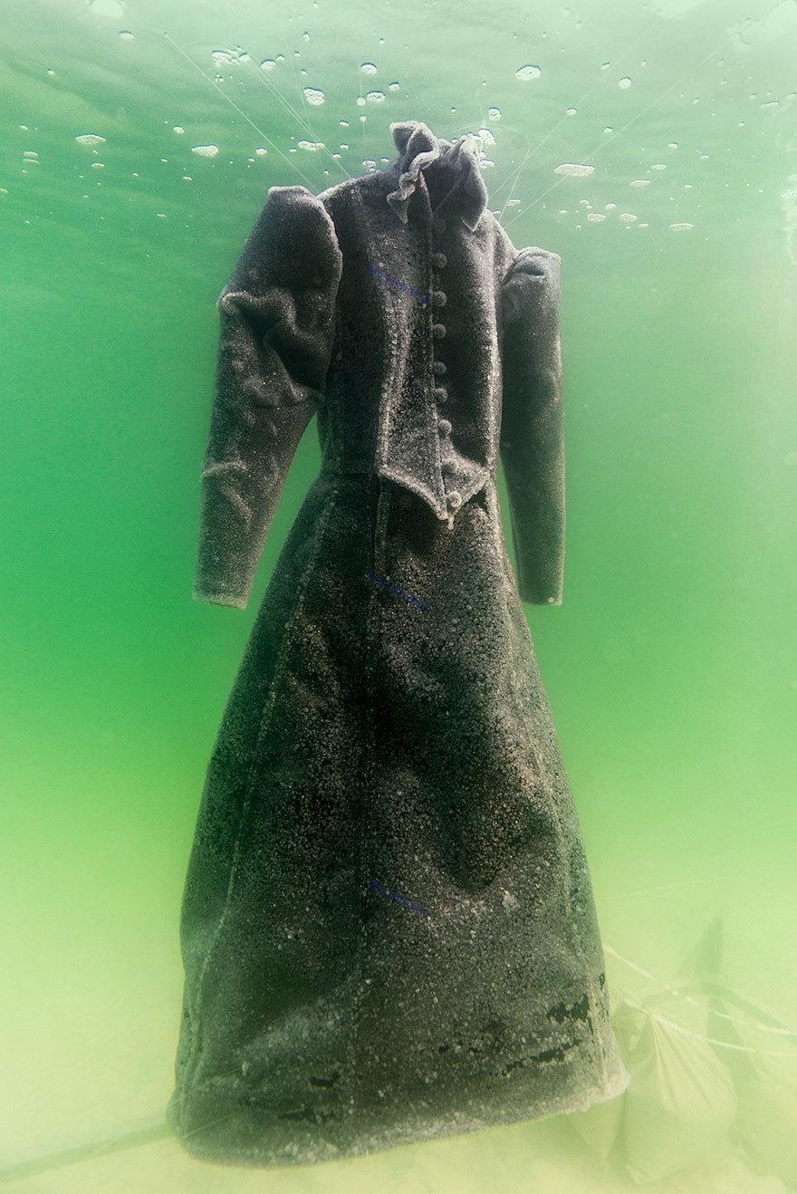 شگفتی در دریایی که کسی را غرق نمی کند