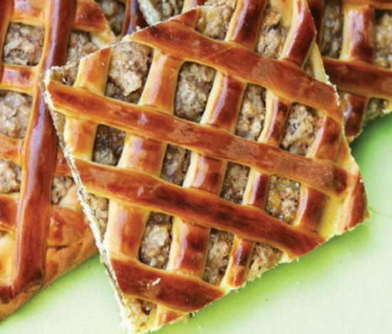 طرز تهیه نان پپروک ، نان خوشمزه برای عصرانه تان