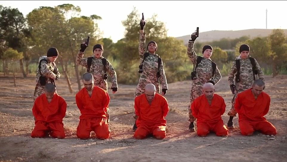 چرا قربانیان داعش هنگام ذبح شدن آرام هستند؟ حادثه نیوز