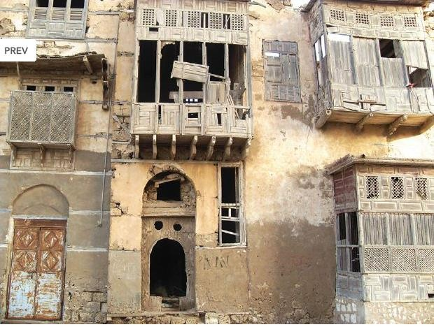 فرار مردم از خانه «لورنس عرب»