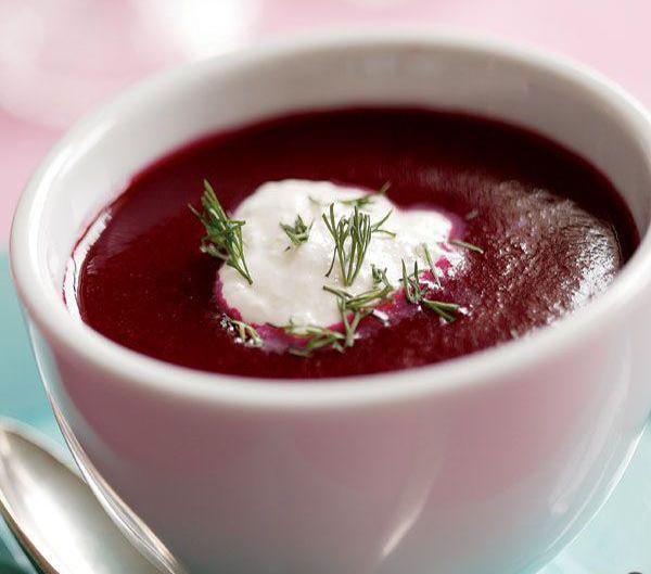 سوپ قرمز