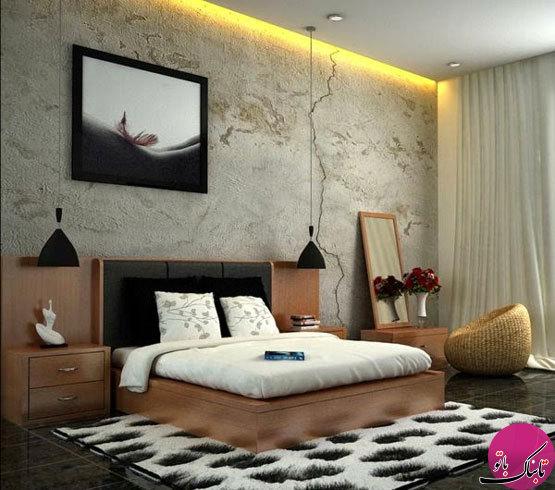 ایدههایی برای نورپردازی اتاق خواب
