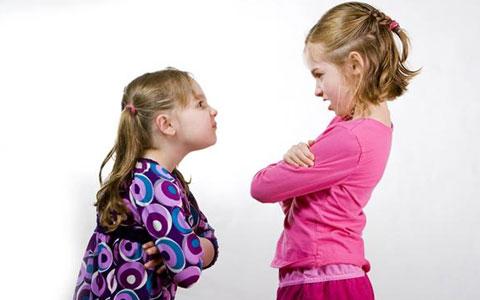 علت عصباني شدن کودکان