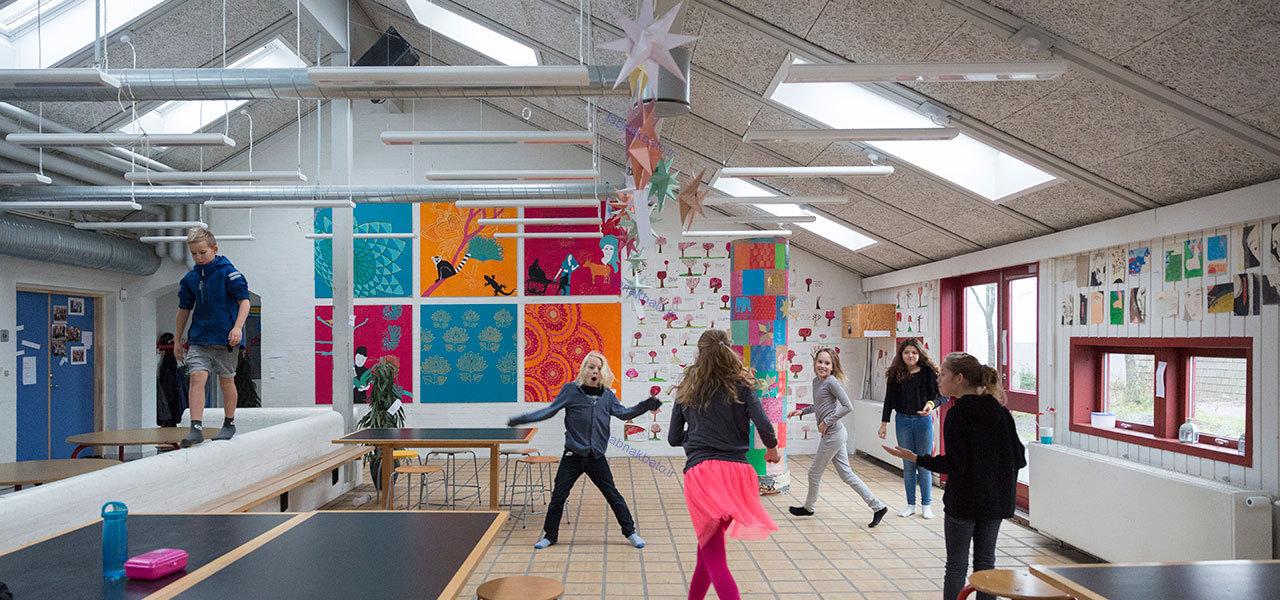 چرا دانمارک خوشحال ترین دانش آموزان را دارد؟