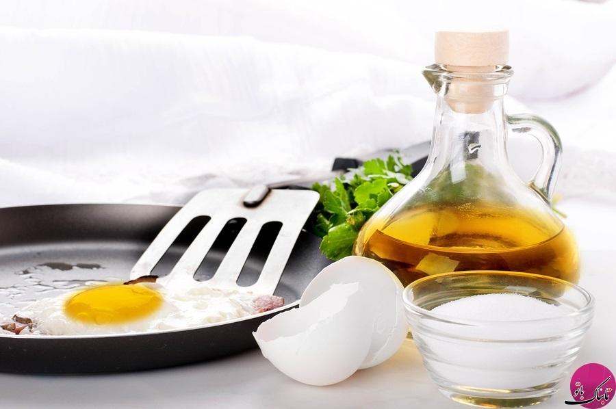 پنج روش نادرست استفاده از روغن زیتون