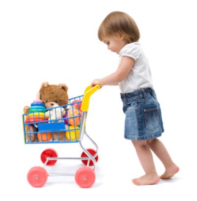چگونه با کودک خود به خريد بروم