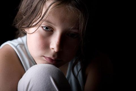 این موارد، به افسردگی کودکان می انجامد