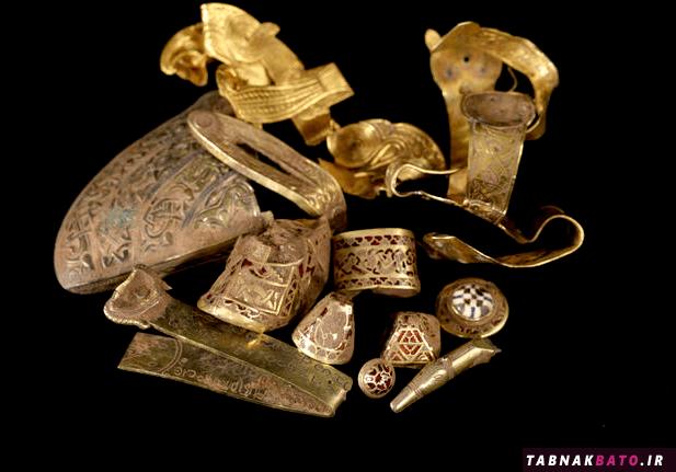 گرانترین گنج های کشف شده تاریخ