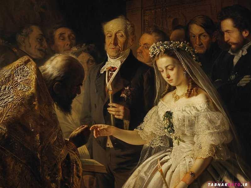 عجیب ترین آداب و رسوم ازدواج در دنیا