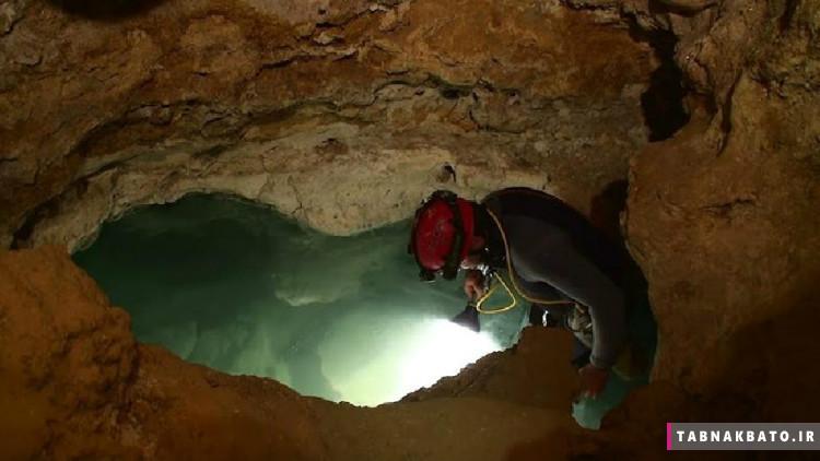 عجیب ترین هایی که در غارها کشف شدند