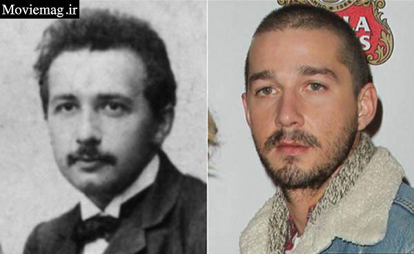 تصاویر بازیگرانی که شباهت های حیرت انگیزی به افراد مشهور و ناشناس دارند!