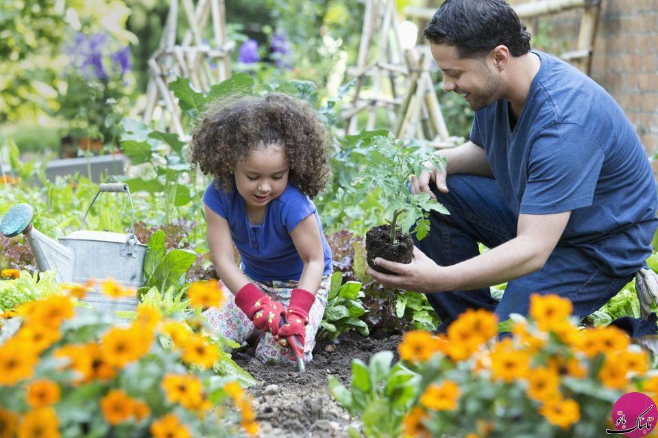 تقویت روابط پدرها با فرزندان دختر خود