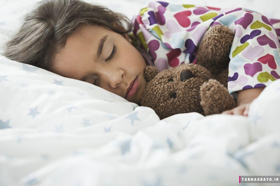 9 نکته مفید برای خواباندن کودکان