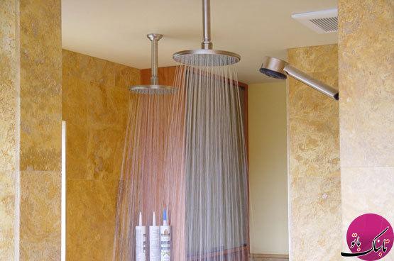 تصاویر: مدلهای زیبا و متنوع دوش حمام