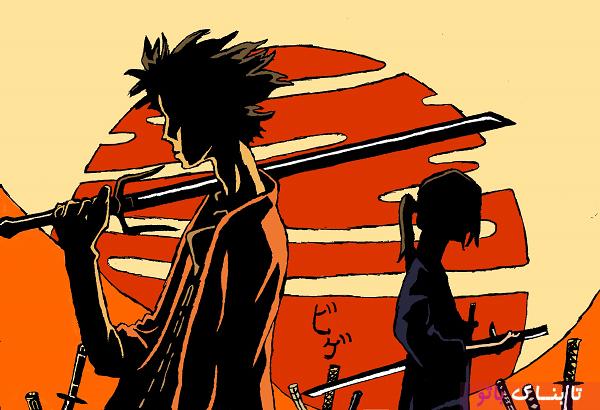 گوشه گیری به سبک سامورایی ها!