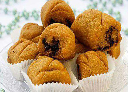 طرز تهیه مکروز دسر خوشمزه ی تونسی