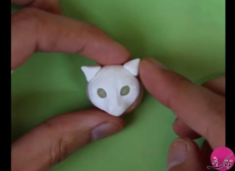 ویدیویی تماشایی از ساخت گربه با پلیمر رُس