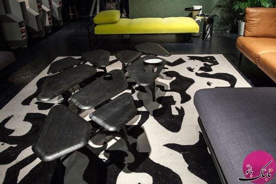 عکس/ ایده های زیبا برای میزهای اتاق نشیمن