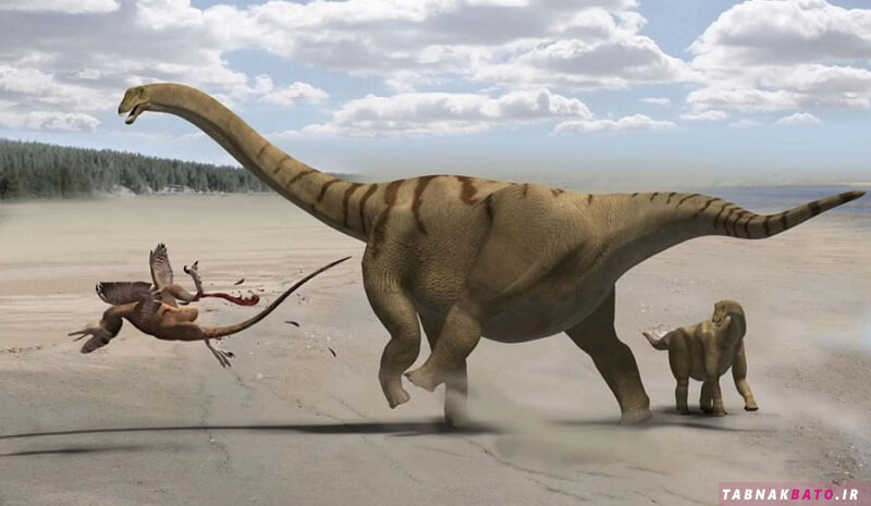 دایناسورها چگونه نام گذاری می شوند؟