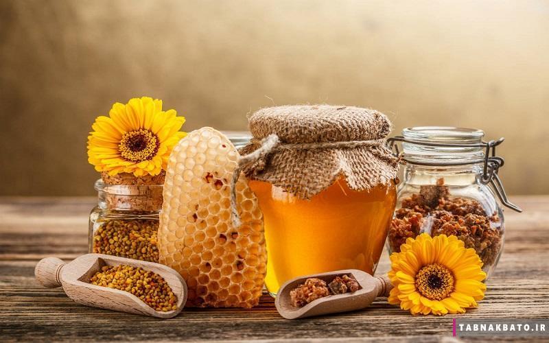 آیا عسلی که می خوریم، احتمالاً آلودگی دارد؟!