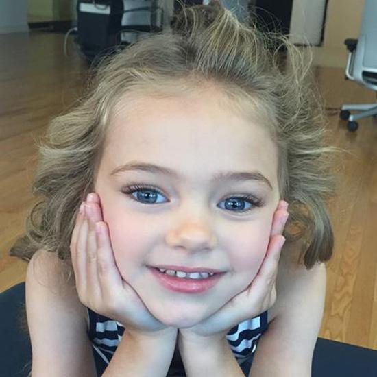 کودکانی که زیبایی آنها شهرت جهانی دارد
