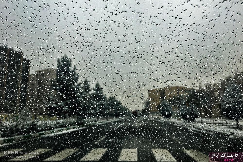 چرا امسال از  برف و باران خبری نیست؟