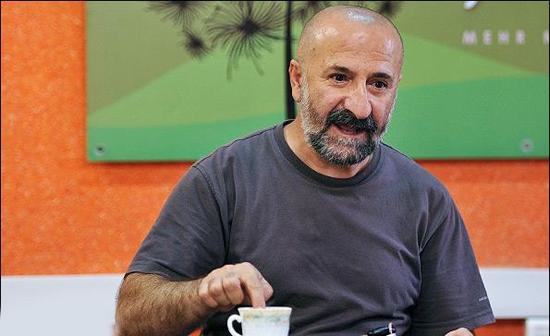 مهران رجبی: تصویر خودم را بازی میکنم