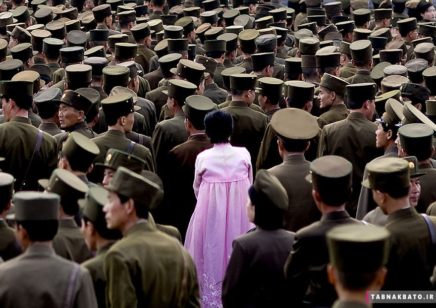 تصاویر جدید از کشور کره شمالی