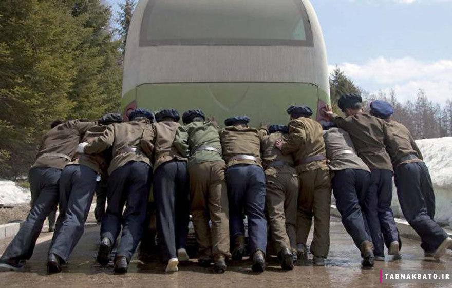 عکسهایی از کره شمالی که رهبر این کشور از شما مخفی میکند!