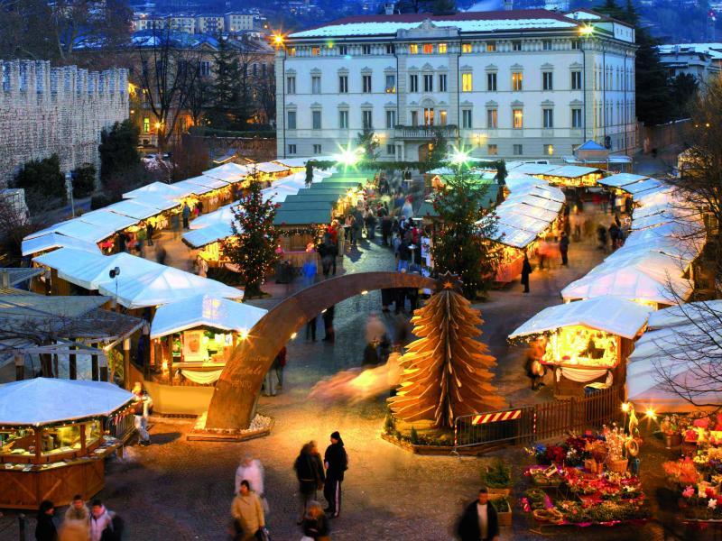 کریسمس زیبا و جالب در ایتالیا