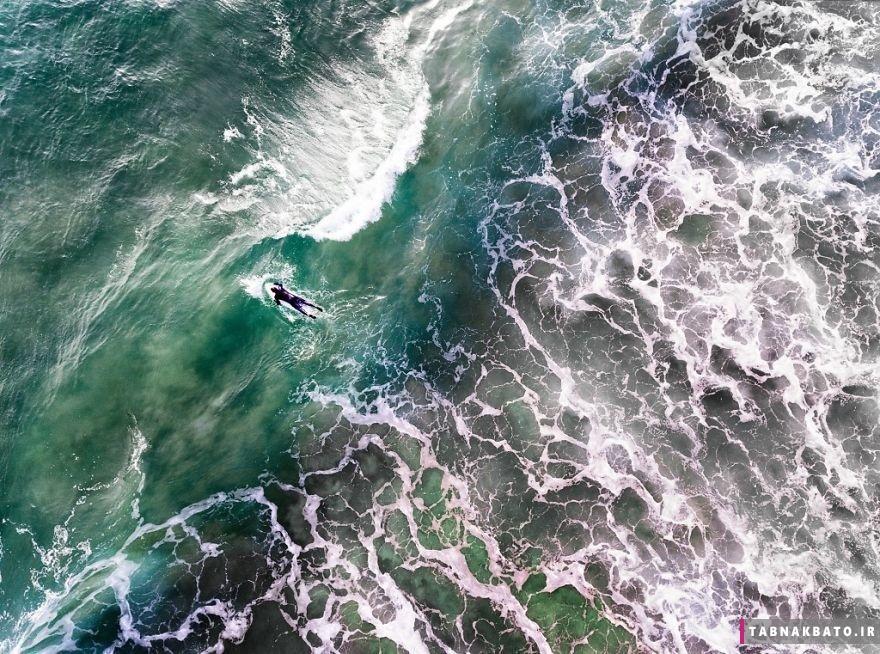 بهترین عکسهای هوایی منتشر شده در سال 2017 میلادی