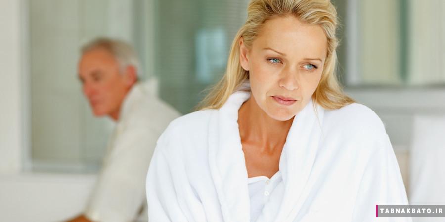 کاهش علائم یائسگی از جمله گرگرفتگی با ویتامین E