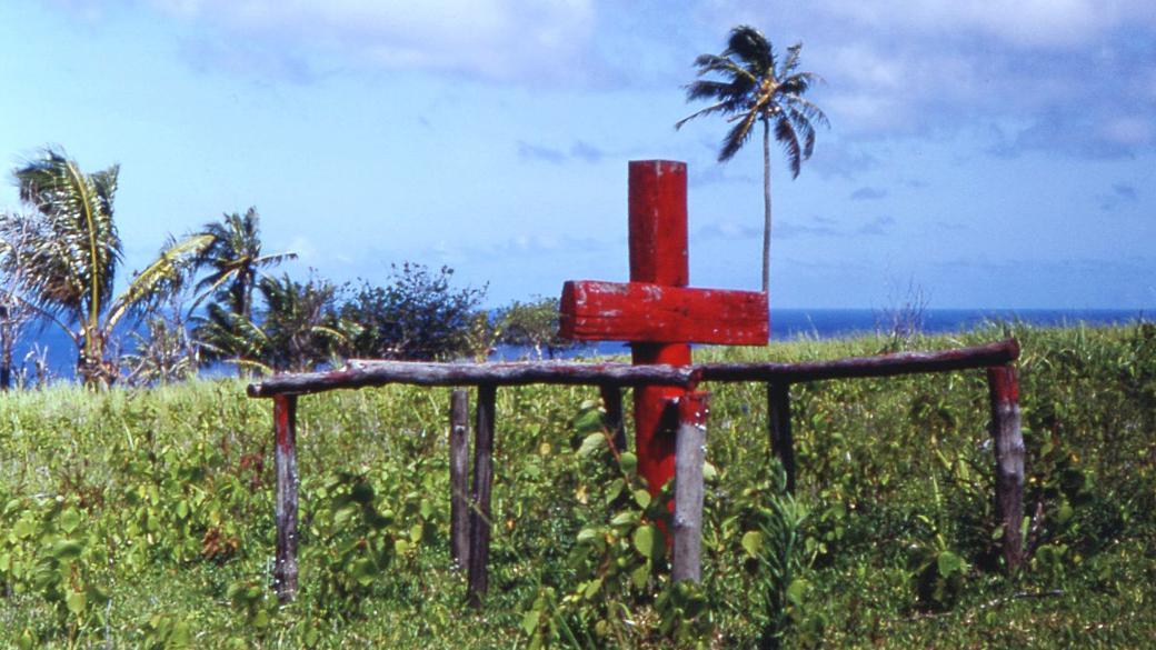 جان فروم، مسیح هزاران تن در جزیره ای در اقیانوس آرام