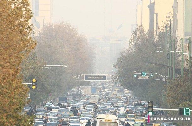 آمارهای تکان دهنده از مرگ و میرهای ناشی از آلودگی هوا